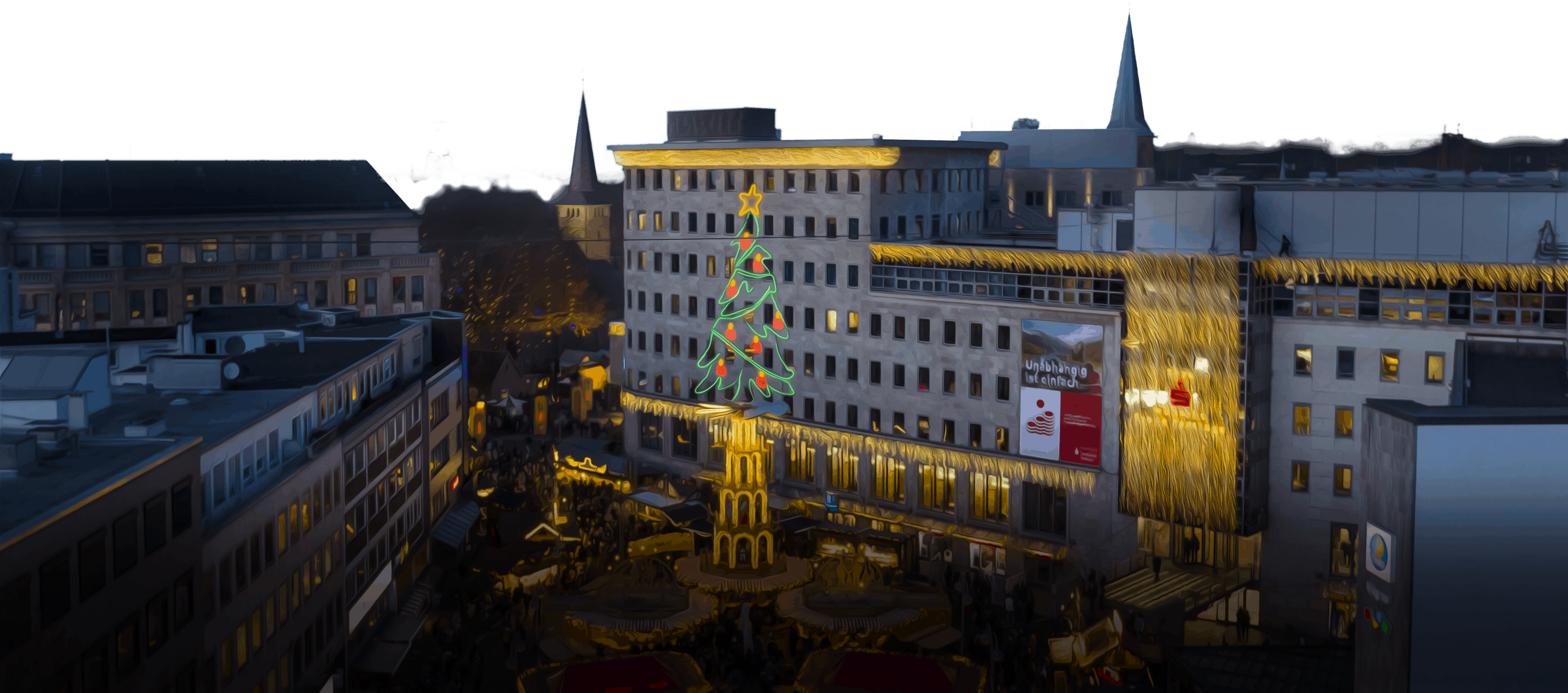 Totensonntag Weihnachtsmarkt.Bochumer Weihnacht 21 November Bis 23 Dezember 2019